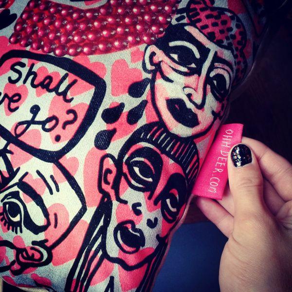 Cushion design by Thefty (Helena Maratheftis)
